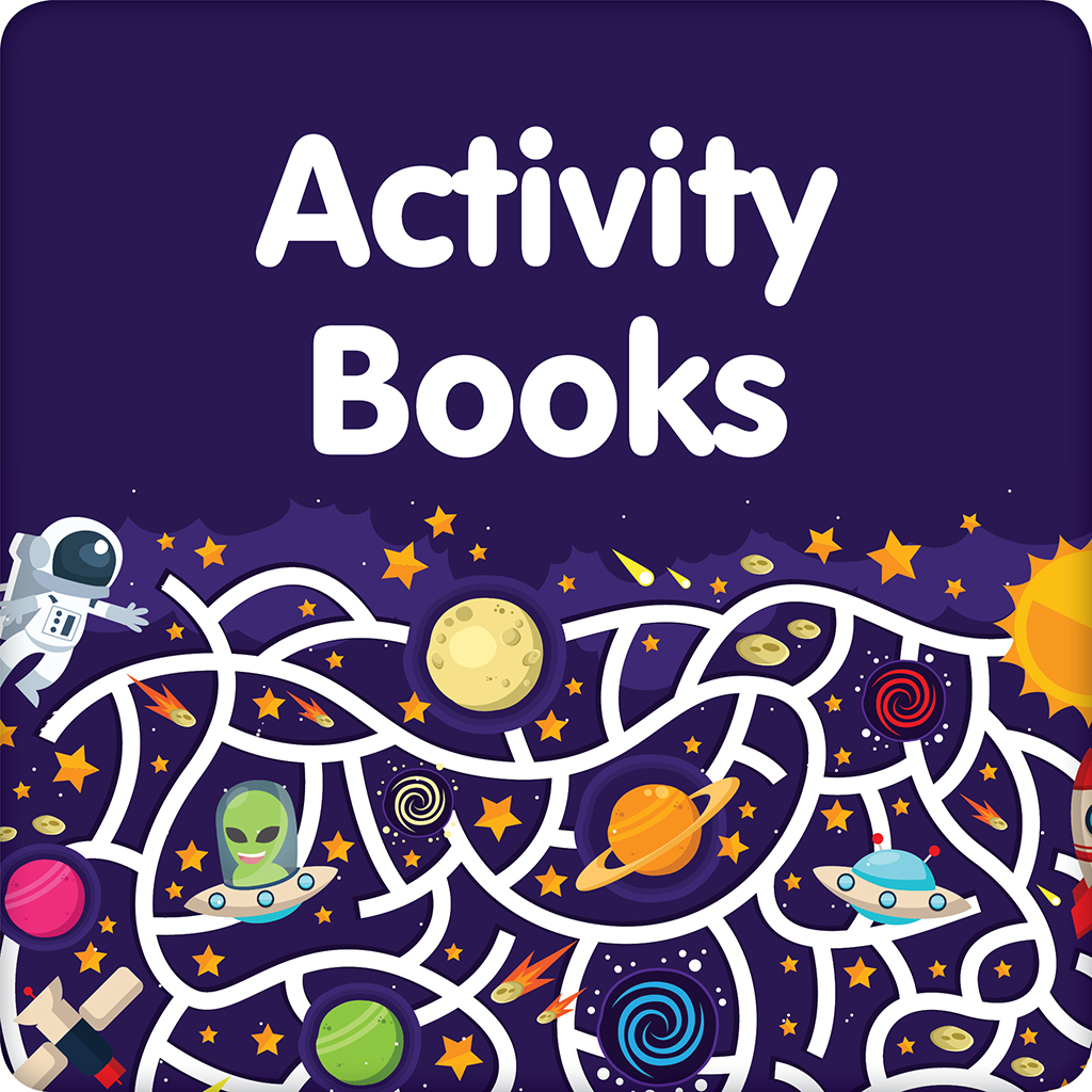 Activity Books Button 1024x1024pixels